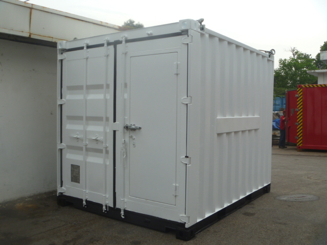 10 office container