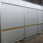 Alu Roller shutter 3 -portion